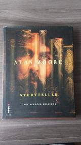 Livro Alan Moore (quadrinhos, Hq, Em Inglês, Frete Grátis)