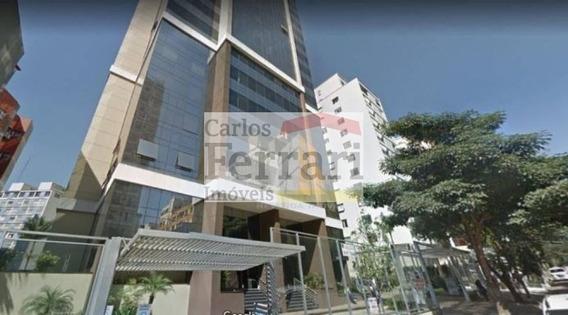 Sala Comercial!av Angelica!proximo Ao Metro!2 Wcs!2 Vagas! - Cf18191