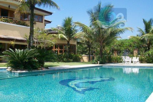 Imagem 1 de 29 de Casa À Venda - Condomínio Jardim Acapulco - Guarujá - Ca0957