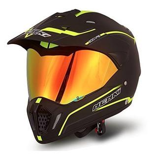Cascos Nenki Cascos De Motocross Y Motocicleta Que Cubre Tod