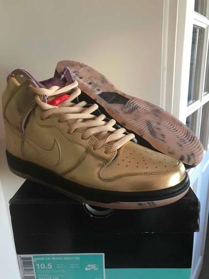Nike Dunk Humidity Nola Talles 10,5/11 Us