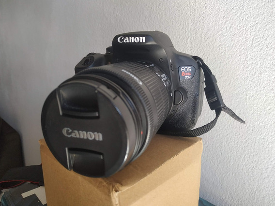 Canon T5i + 18-55mm - R$ 1500 À Vista