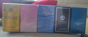 Perfume Miniatura Versace Masculino E Feminino