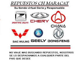 Repuestos Chery Chana Saic Wuling Donfeng Zotye Geely