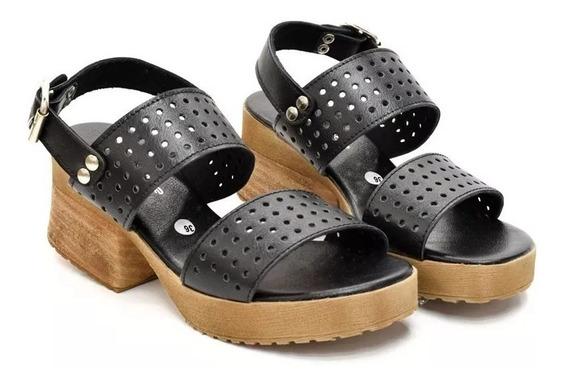 Sandalias Calada Mujer Zapatos Moda Savage Kata 301