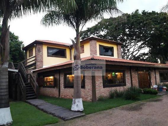 Chácara Com 7 Dormitórios À Venda, 3900 M² Por R$ 1.200.000 - Recreio Tsuriba - Campinas/sp - Ch0056