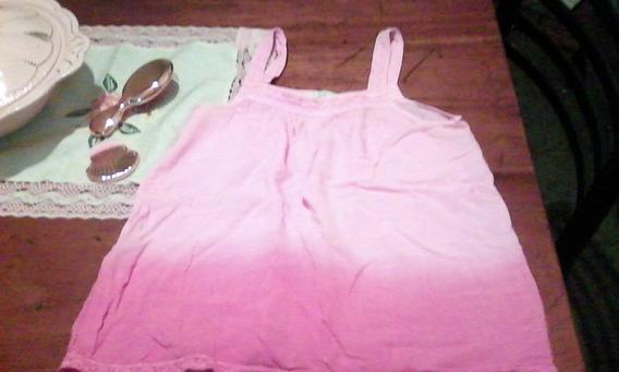 Remera Solera Batik Nena Rosa Rapsodia Talle 10