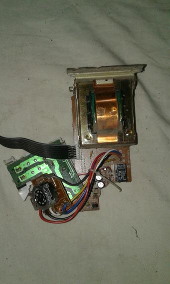 Transformador Com A Placa Do Som Panasonic Sa. Sk18