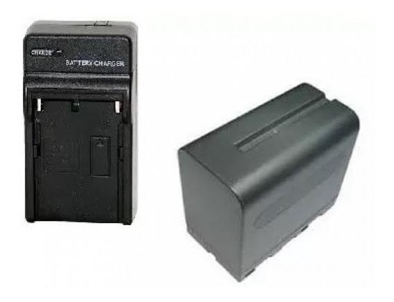 Kit 2 Baterias Np-f970 Com 2 Carregadores Battery Pack Nf