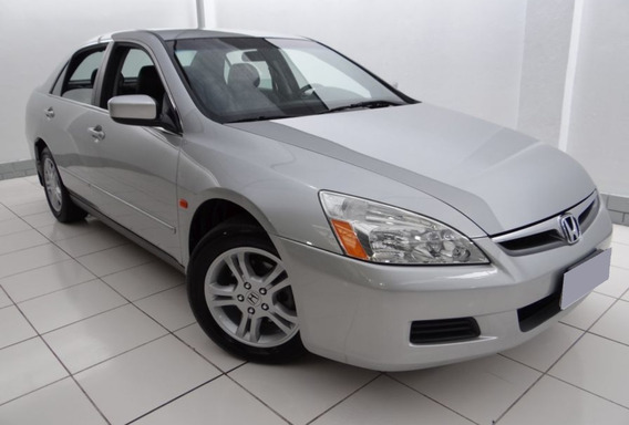 Honda Accord 2.0 Lx Automático 2007 Cod:.1011