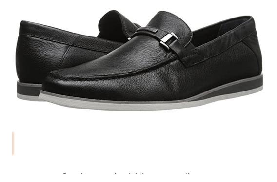 Zapatos Mocasines Calvin Klein Importado No Tascani Bensimon