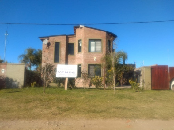 Casa En Funes/roldan -