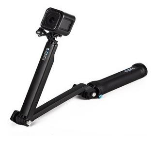 Baston Gopro 3 Way Accesorio Tripode Selfies Original Go Pro