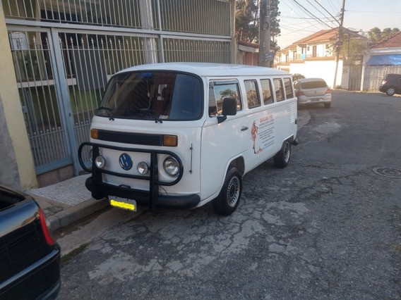 Volkswagen Kombi 89 Linda Oportunidade Urgente! Confira !!!!