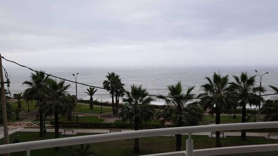 Vendo Dpto De Lujo. Vista Al Mar Y Parque.
