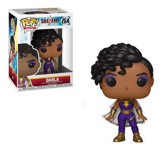 Figura Funko Pop Heroes Shazam - Darla 264