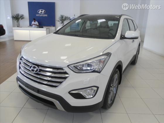 Hyundai Santa Fe 3.3 7l 4wd Aut. 5p Completo 0km2019