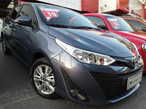 Toyota Yaris 1.3 16v Flex Xl Plus Tech Multidrive 2018/2019