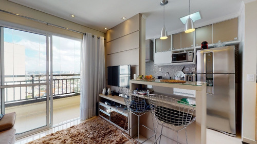 Apartamento À Venda, 2 Quartos, 1 Suíte, 1 Vaga, Parque Independência - São Paulo/sp - 1631