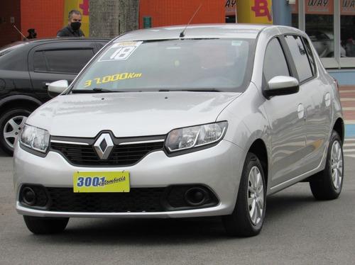 Imagem 1 de 15 de Renault Sandero 1.6 16v Sce Expression
