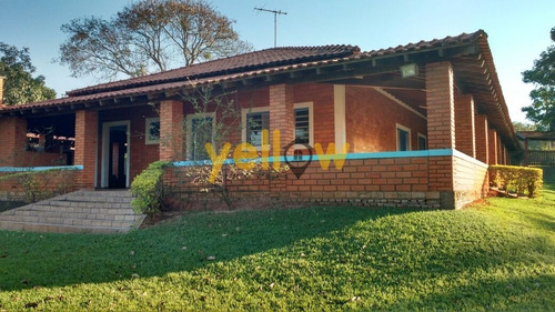 Imagem 1 de 26 de Casa - Condomínio Parque Recreio Moinho De Vento - Ca-964