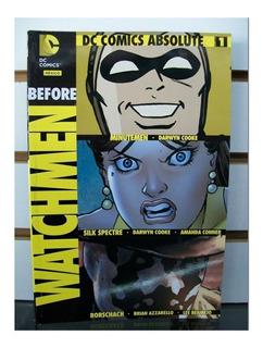 Watchmen Before 1