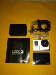 Camara Gopro Hero 3 Black Edition.