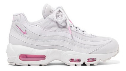 Nike Air Max 95 Se Mesh, Leather And Pvc Sneakers