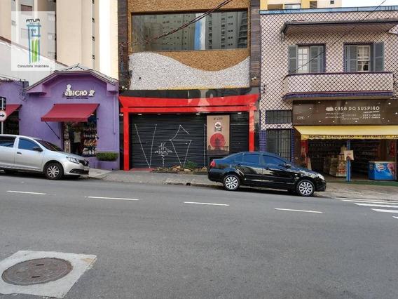Sobrado Para Alugar, 420 M² Por R$ 12.000/mês - Santana - São Paulo/sp - So0173