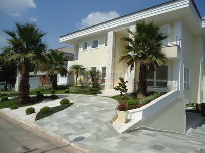 Casa De Condomínio Para Locação No Bairro Aldeia Da Serra Em Barueri - Cod: As16140 - As16140