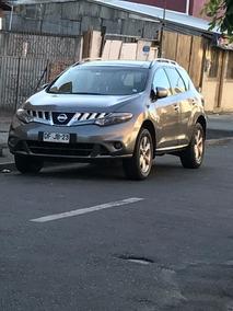 Nissan Murano Le Cvt 4x4 2012