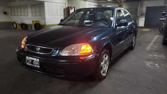 Honda Civic 1998 169000km /kawacolor