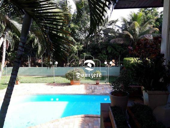 Casa Com 5 Dormitórios À Venda, 639 M² Por R$ 1.299.000,00 - Vila Paraíso - Mogi Guaçu/sp - Ca0742
