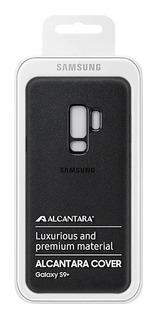 Capa Alcântara Galaxy S9+ Plus