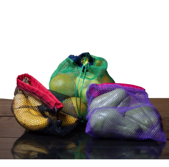 12 Bolsas Ecológicas Multiuso, Frutas/verduras Dorkas 28/11®