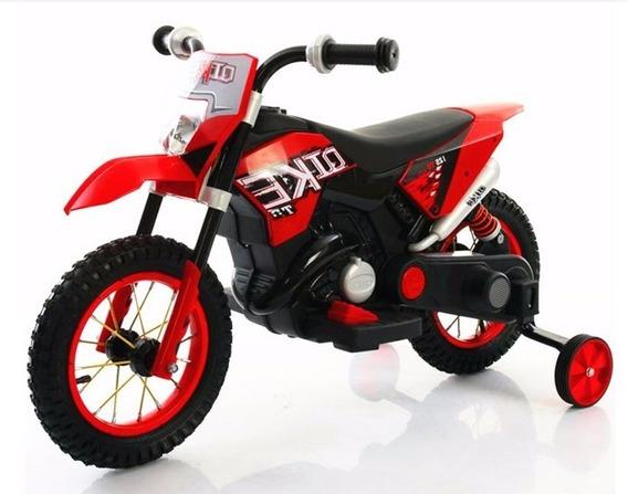 Moto Sahara! Bateria 6v!