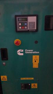 Planta Electrica 60kw Cerrada