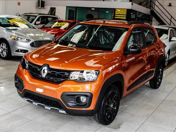 Renault Kwid Outsider 1.0 12v Sce Flex Manual 2020/2021 0km