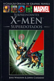 Salvat 36 Surpreendentes - X-men Superdotados - Joss Whedon