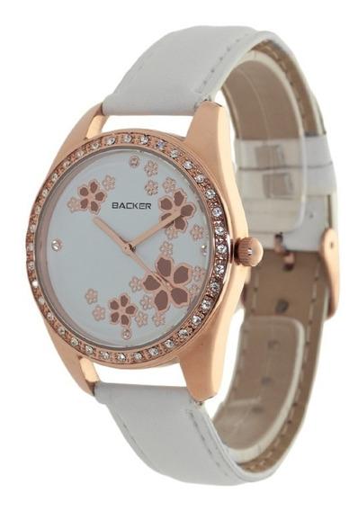Relógio Backer Feminino 3059112f Original Barato