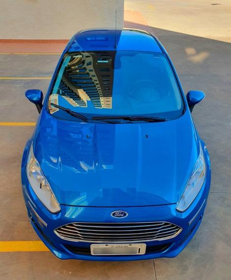 Ford New Fiesta Powershift Titanium Em Sorocaba