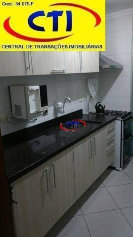 Imagem 1 de 6 de Apartamento À Venda, Jardim Do Estádio, Santo André. - Ap2495