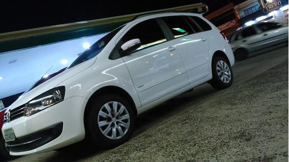 Volkswagen Spacefox 1.6 Trend Total Flex 5p 2013