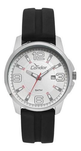 Relógio Masculino Condor Speed Prata - Original