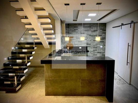 Casa (imóvel) A Venda Em Condomínio Fechado Portal Bragança