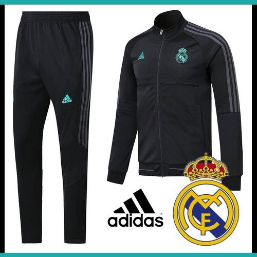 Conjunto Real Madrid Buzo Casaca adidas