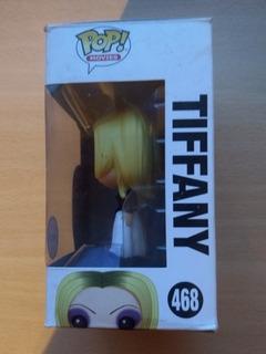 Funko Pop Tiffany, Edición Limitada, Golden Chase Edition