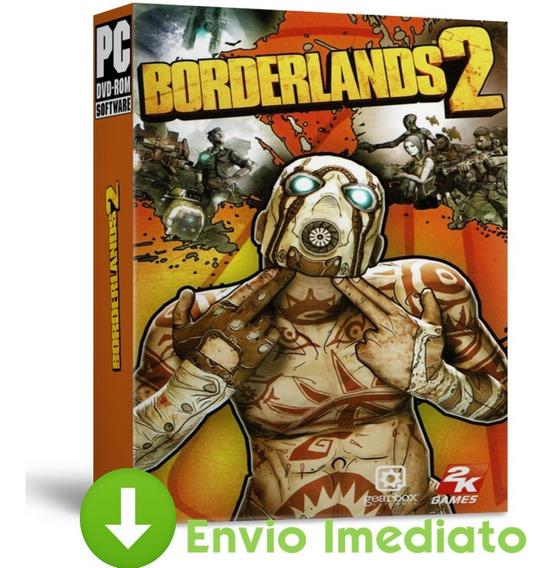 Borderlands 2 Pc Remastered Todas Dlc