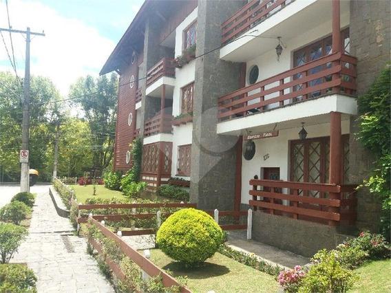 Apartamento À Venda No Bairro De Capivari, Campos Do Jordão! - 273-im457209