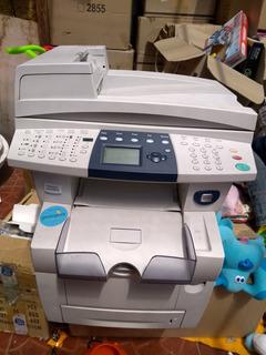 Impresora Xerox Phaser 30ppm Con Alerta De Error